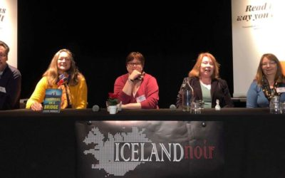 Debut Panellist at Iceland Noir