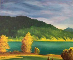 Louise Mangos Artist